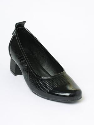 Туфли черные | 5702470