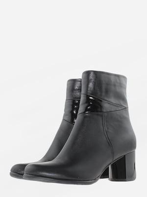 Ботинки черные   5694703