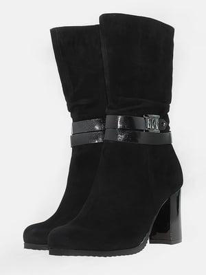 Ботинки черные   5694705