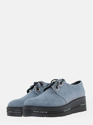 Туфлі сірі | 5697039