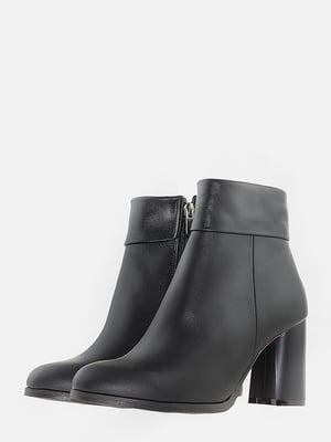 Ботинки черные   5703118