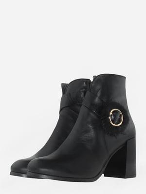 Ботинки черные | 5703125