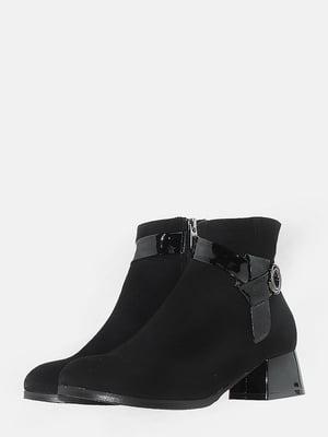 Ботинки черные | 5703129