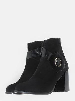 Ботинки черные | 5703130
