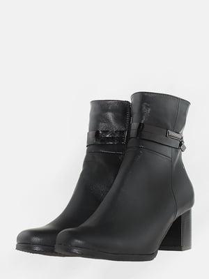 Ботинки черные | 5703131