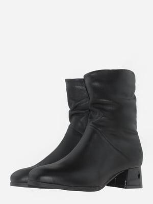 Ботинки черные | 5703133