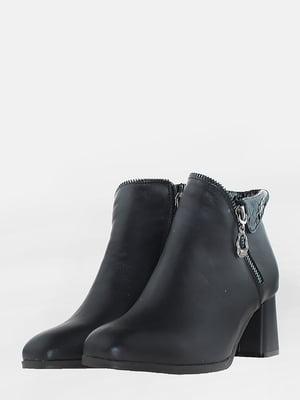 Ботинки черные   5703139