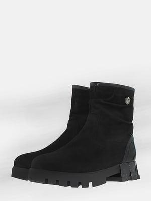 Ботинки черные   5703148