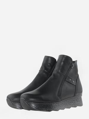 Ботинки черные   5703163