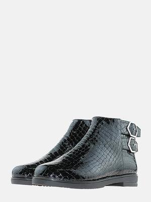 Ботинки черные | 5704554