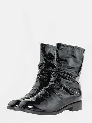 Ботинки черные | 5704558