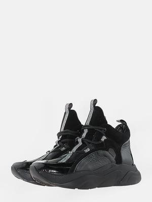 Ботинки черные | 5704560