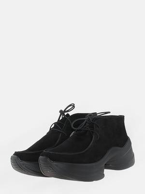 Ботинки черные | 5704561