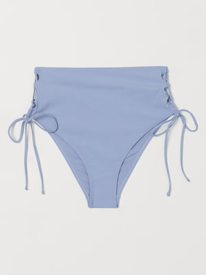 Труси купальні блакитні | 5704858
