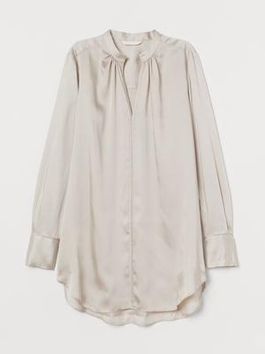 Сорочка кремового кольору | 5704977
