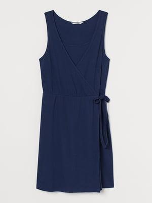 Платье темно-синее | 5704999