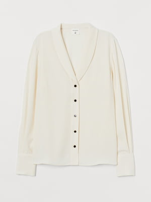 Блуза кремового цвета | 5705064