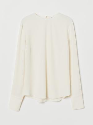 Блуза кремового цвета | 5705065