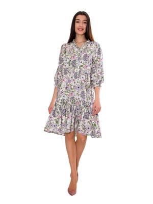 Сукня з квітковим принтом | 5705148