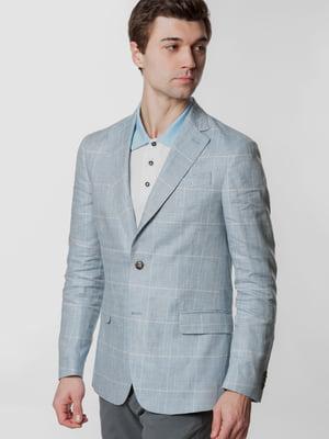 Пиджак серый | 5705338