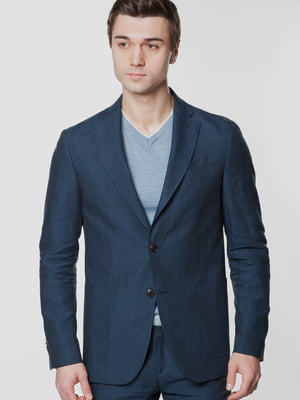 Пиджак синий | 5705340
