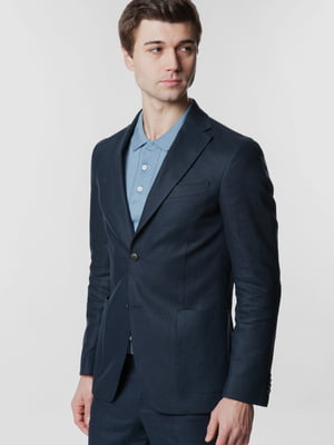 Пиджак темно-синий | 5705341