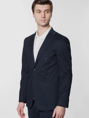 Пиджак синий | 5705356