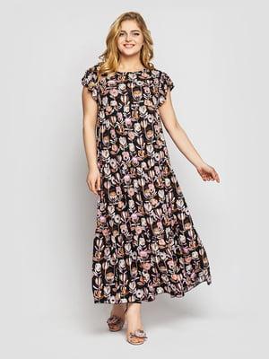 Платье в принт | 5705434