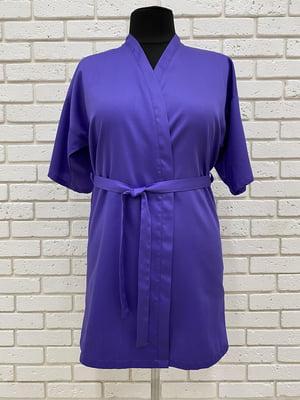 Халат фіолетовий | 5705269