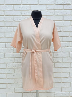 Халат персикового кольору | 5705278