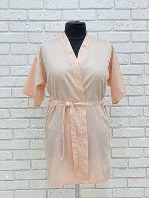 Халат персикового кольору | 5705298