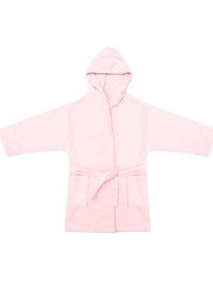 Халат розового цвета   5705304