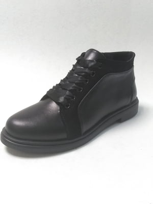Ботинки черные | 5705509