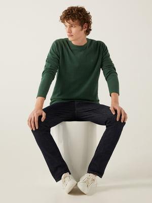 Джемпер зеленый | 5705526