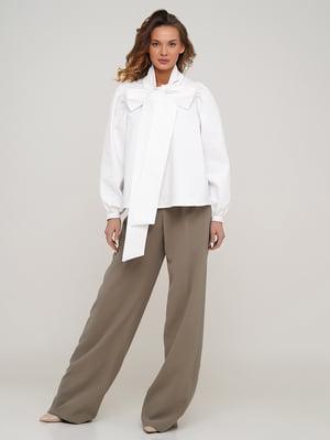 Блуза белая | 5705722