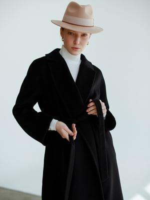 Пальто чорне | 5705731