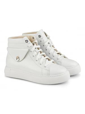 Ботинки белые   5706568