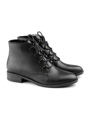 Черевики чорні | 5706572