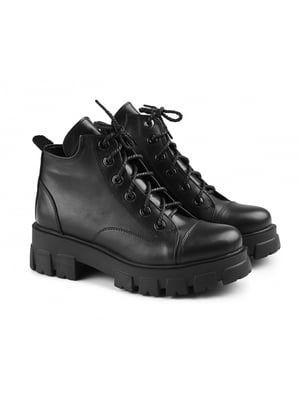 Ботинки черные | 5706574