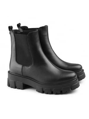 Ботинки черные | 5706576