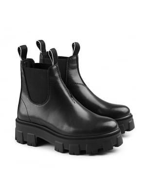 Ботинки черные | 5706587