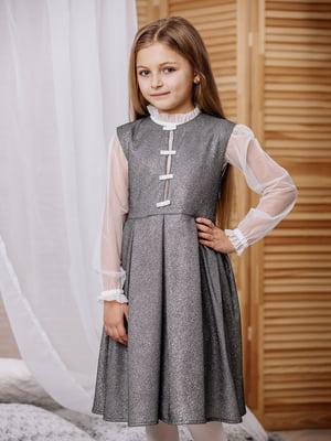 Комплект: сарафан і блуза   5706466