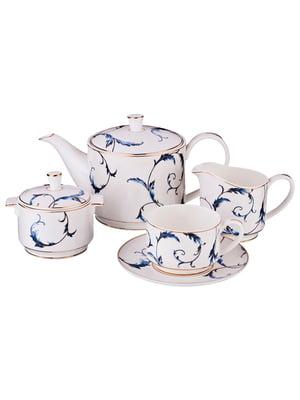 Чайний набір «Меган» (14 предметів)   5337906