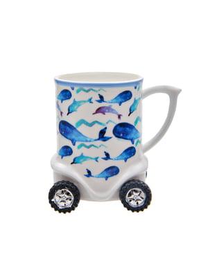 Чашка на коліщатках «Морські мотиви» (320 мл) | 5425077