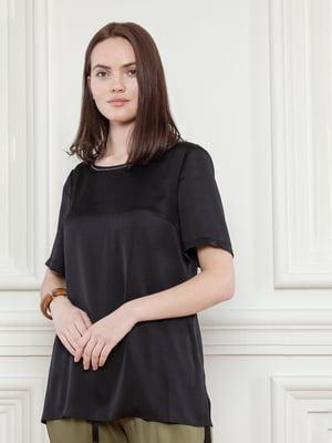 Блуза черная | 5702898