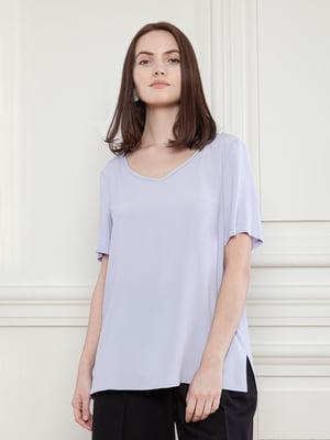 Блуза бузкового кольору | 5702911