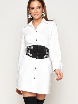 Сорочка-туніка біла | 5707061