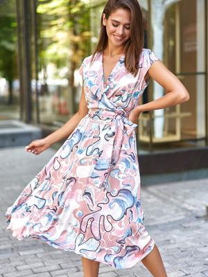 Сукня у принт | 5707102