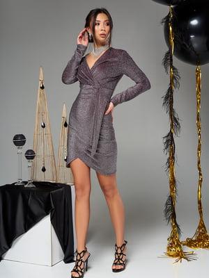 Платье серое   5707106
