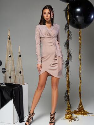 Платье бежевое | 5707107